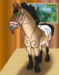 Equibreak Foal Training: Standing Tied