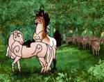 Equibreak Foal Training: PLAY TIME!