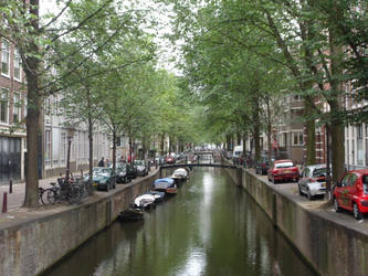 Canal View 3 by Obiwanlives4ever