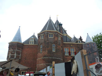Towers of the Waag by Obiwanlives4ever