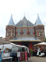 Another View of the Waag by Obiwanlives4ever