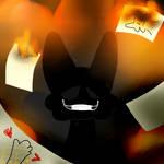 Fire by EdgyLwnFlamigo