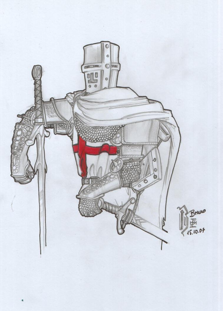 The Crusader... by BrunoTorres