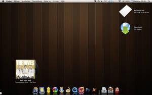cleaned up my desktop.. by BrunoTorres
