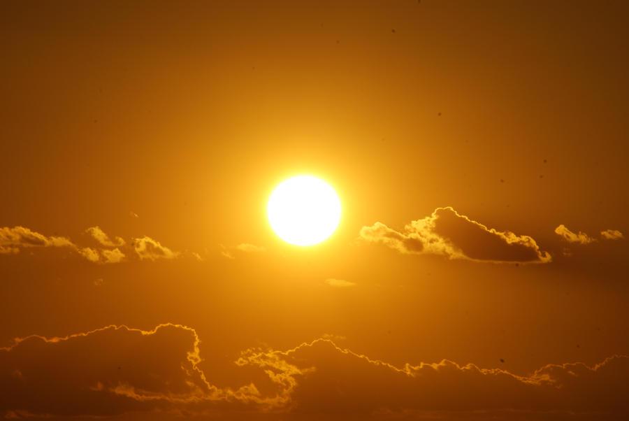 sun light wallpaper