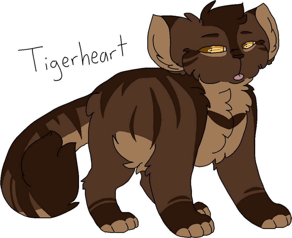 Warrior Cats Tigerheart