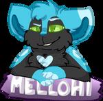 Mellohi Badge .:Fursuits:.