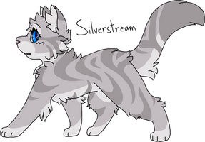 64 Silverstream by Icedog-McMuffin