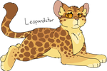 72 Leopardstar