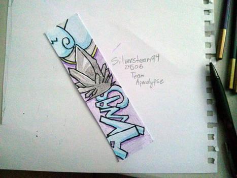 Aywas Bookmark