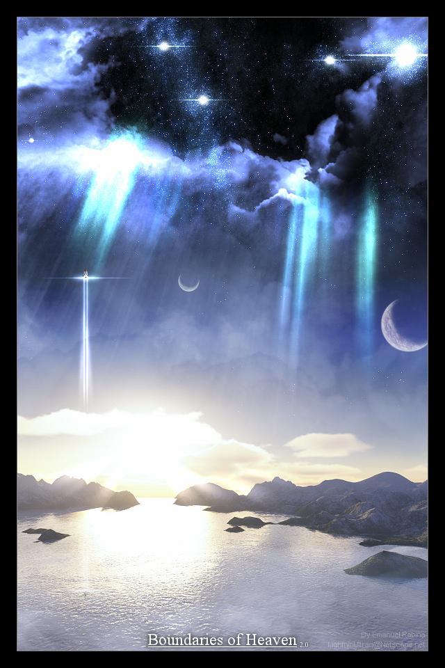 Boundaries of Heaven 2.0