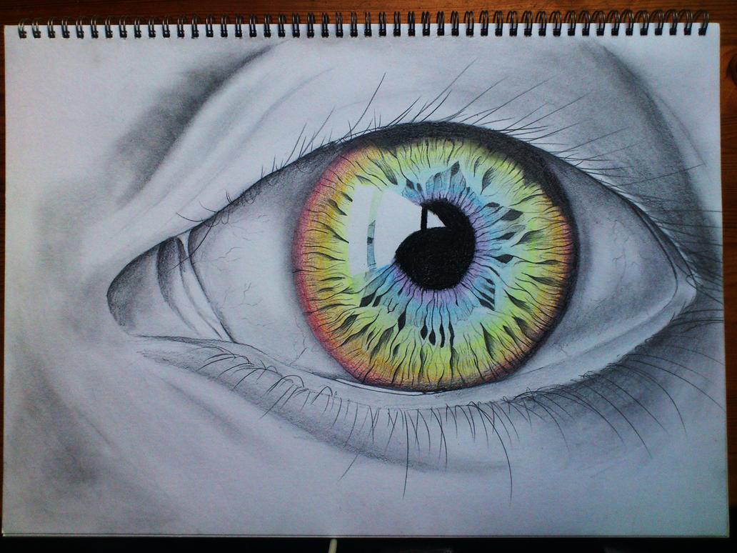 Personal rainbow by Zethika