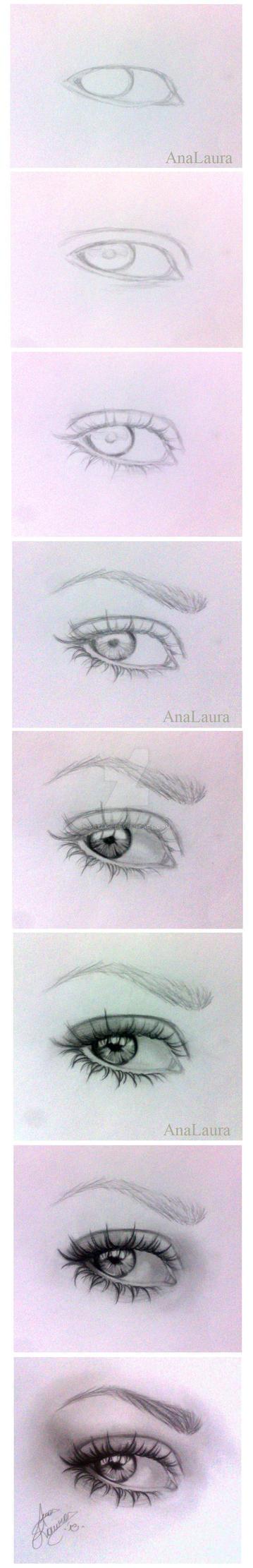 .:How I Draw Eyes. by ArteDB