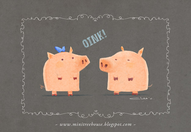 Oink by minitreehouse