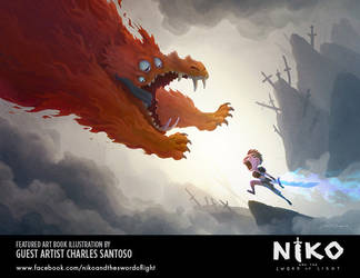 Niko and The Sword of Light by minitreehouse