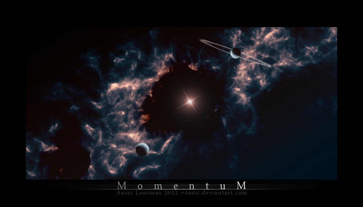 MomentuM by v4nssi