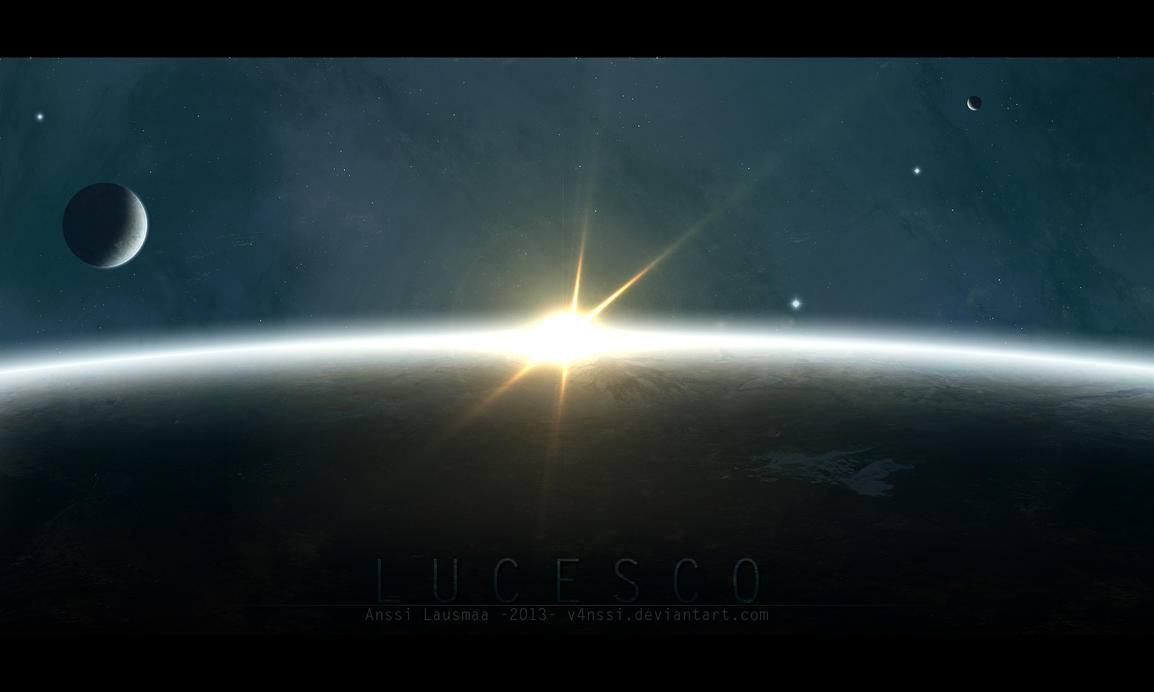 Lucesco by v4nssi