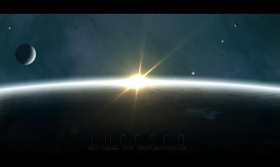 Lucesco by v4nssi