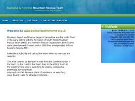 BPMRT Website Design by gatekiller