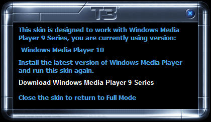 Stupid Windows Media Player by gatekiller