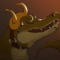 Alligator Loki (Wip)