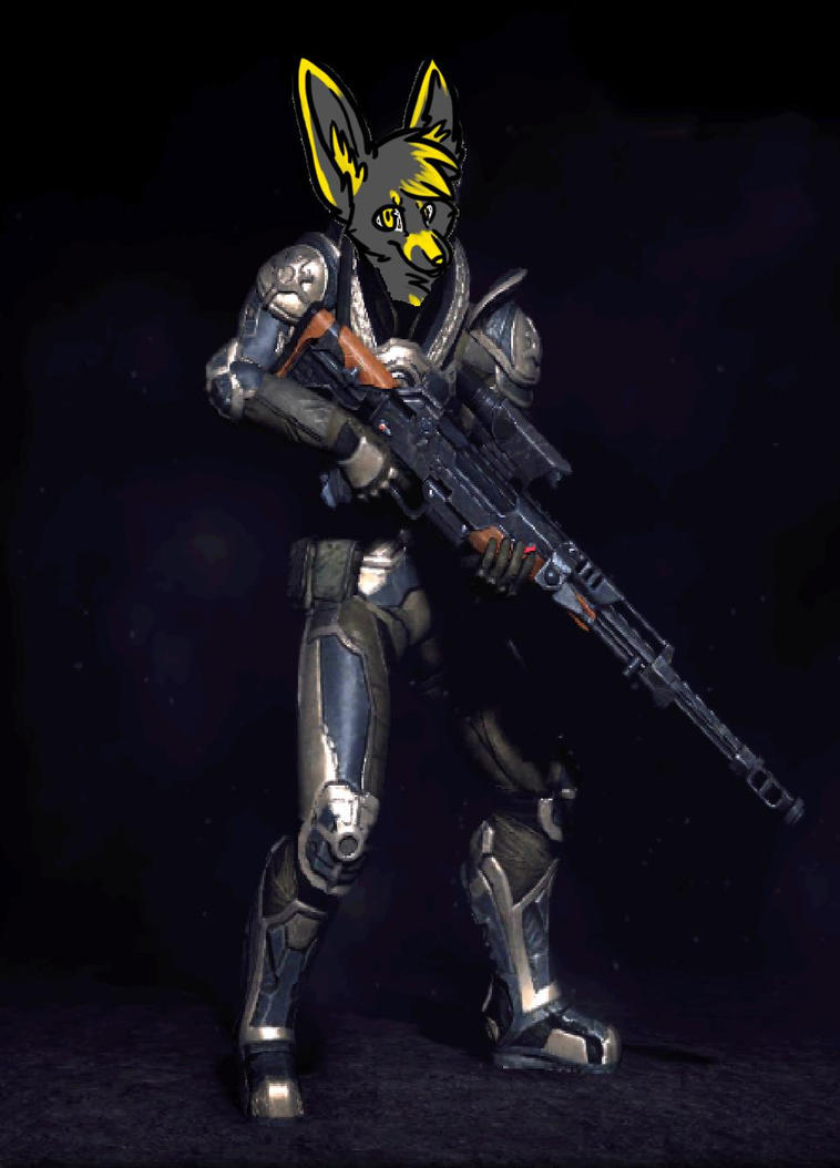 I'mma Sniper! by QuarianLifeline39
