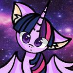 Cute Animie Twilight Sparkle!
