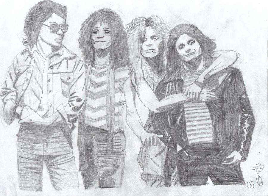 Van Halen by Moa-isa-JediKnight