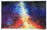 Starry-Galaxy