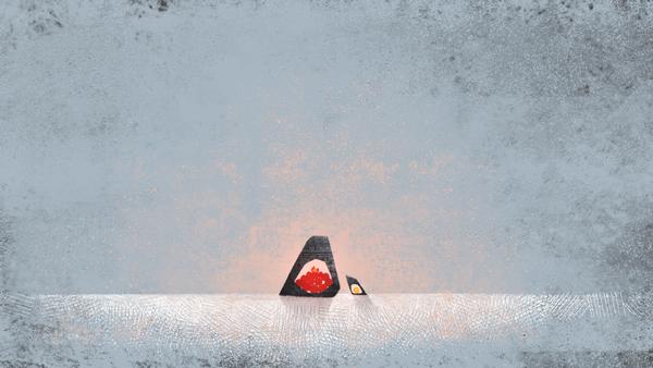 Short animation concept art by Blackhole994