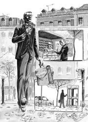 Spy Story by TiagoCacho
