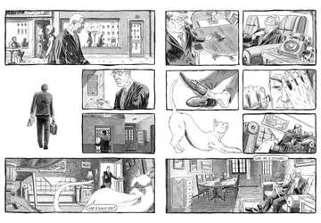 Spy Story 4 by TiagoCacho