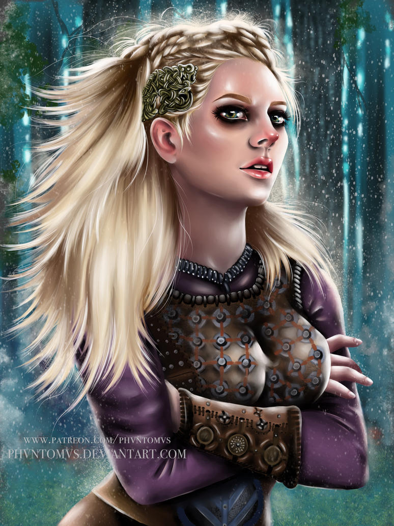 Vikings by PHVNTOMVS