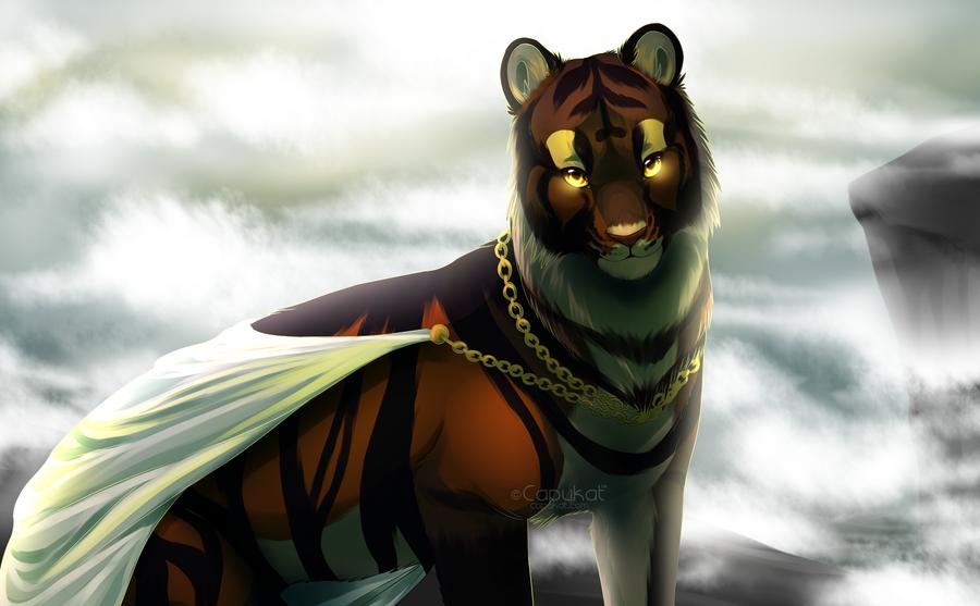 Pride and Vanity by Capukat