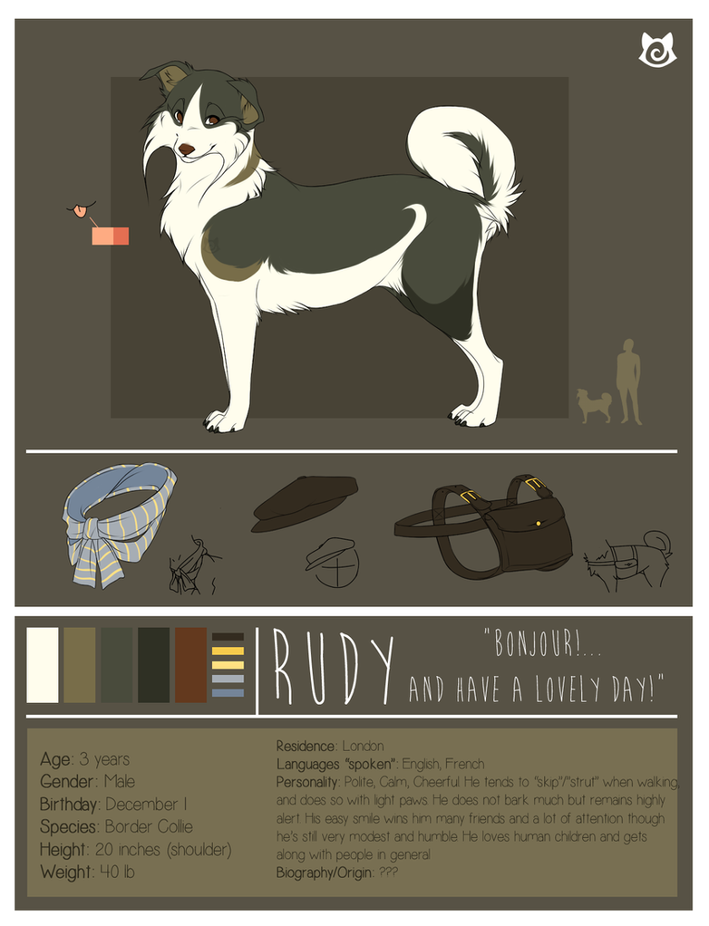 Rudy by Capukat
