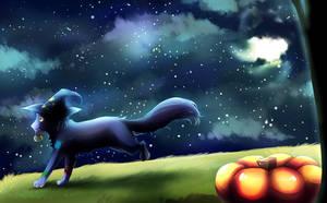 Halloween Night by Capukat