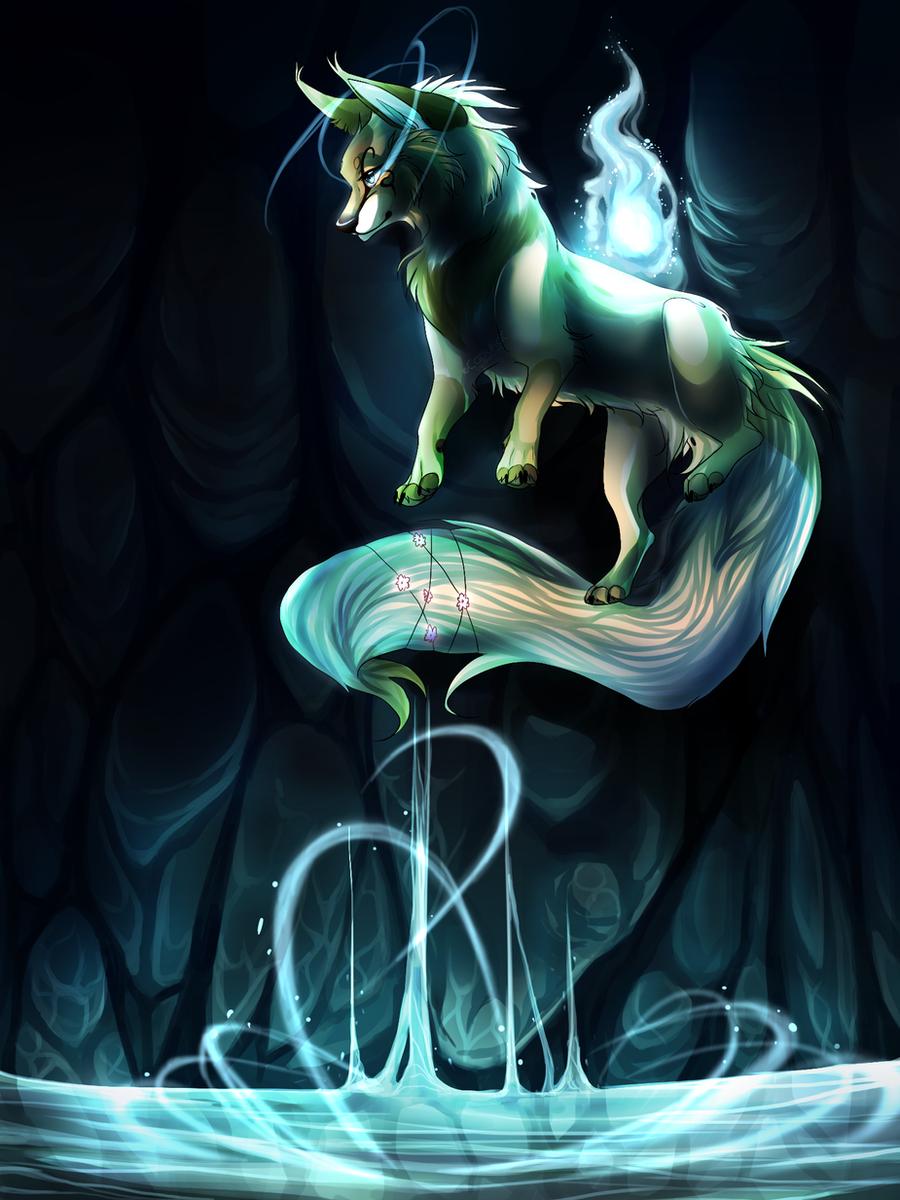 Luminescence by Capukat