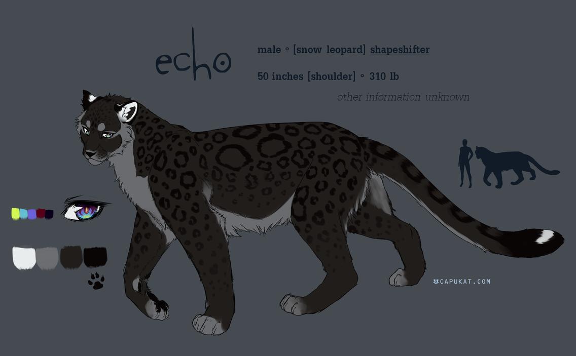 Echo by Capukat