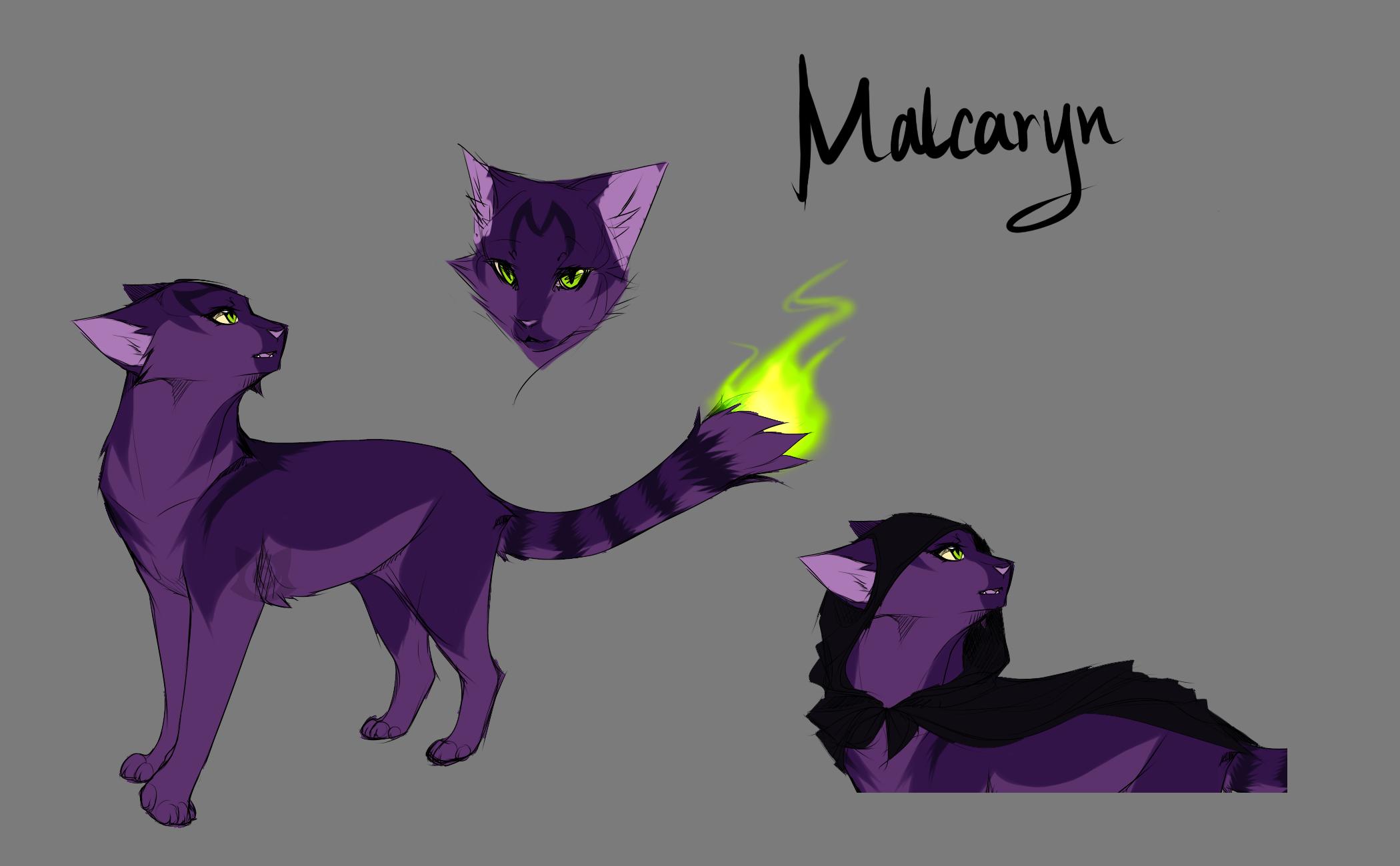 Malcaryn by Capukat