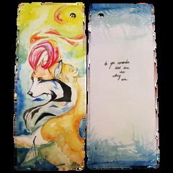 Kiaro Bookmark by Capukat