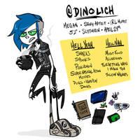 Meet The Artist 2017 by DIN0LICH