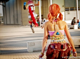 FF XIII - Hey, wait for me by sasorinodannaun