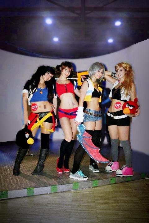 Kingdom Hearts CoSpLaY - Girl Power!
