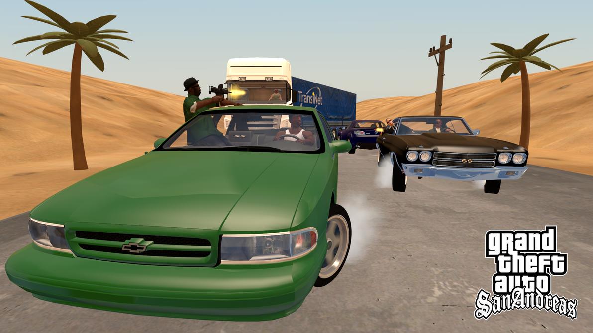theft auto fan - photo #39
