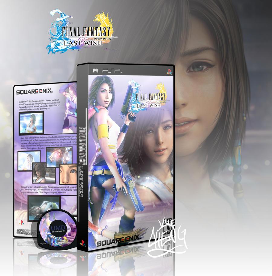 Final Fantasy Yuna Tribute by amekunchng