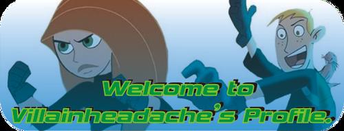 welcome banner 2 by Villainheadache