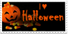Halloween stamp by Unicornarama