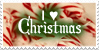 Christmas stamp by Unicornarama