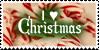 Christmas stamp by Unicornarama