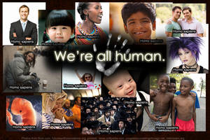 We're All Human